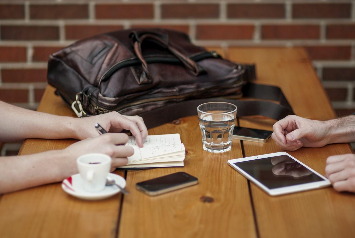 What Do Successful Business Partnerships Have in Common?
