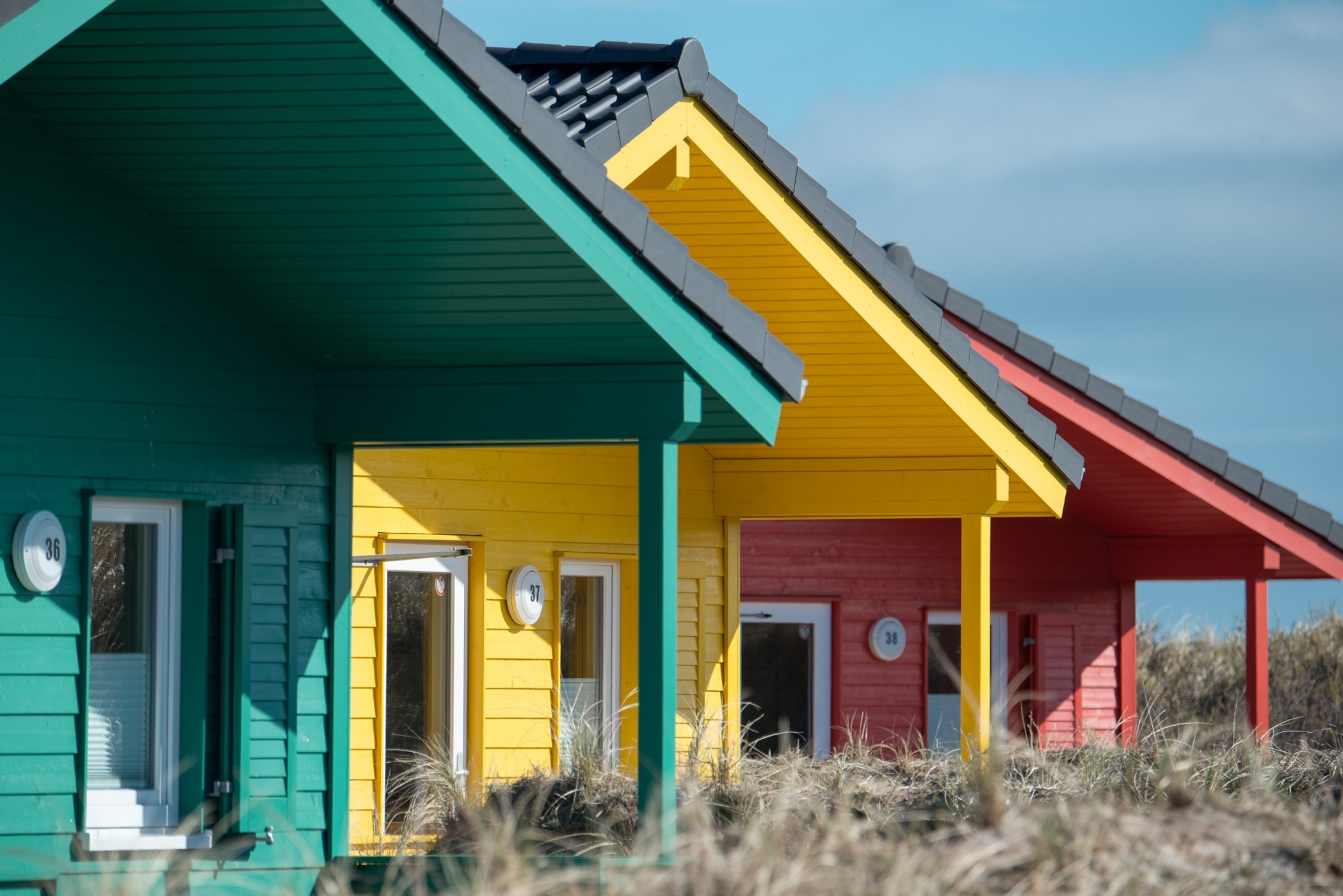 wooden-houses