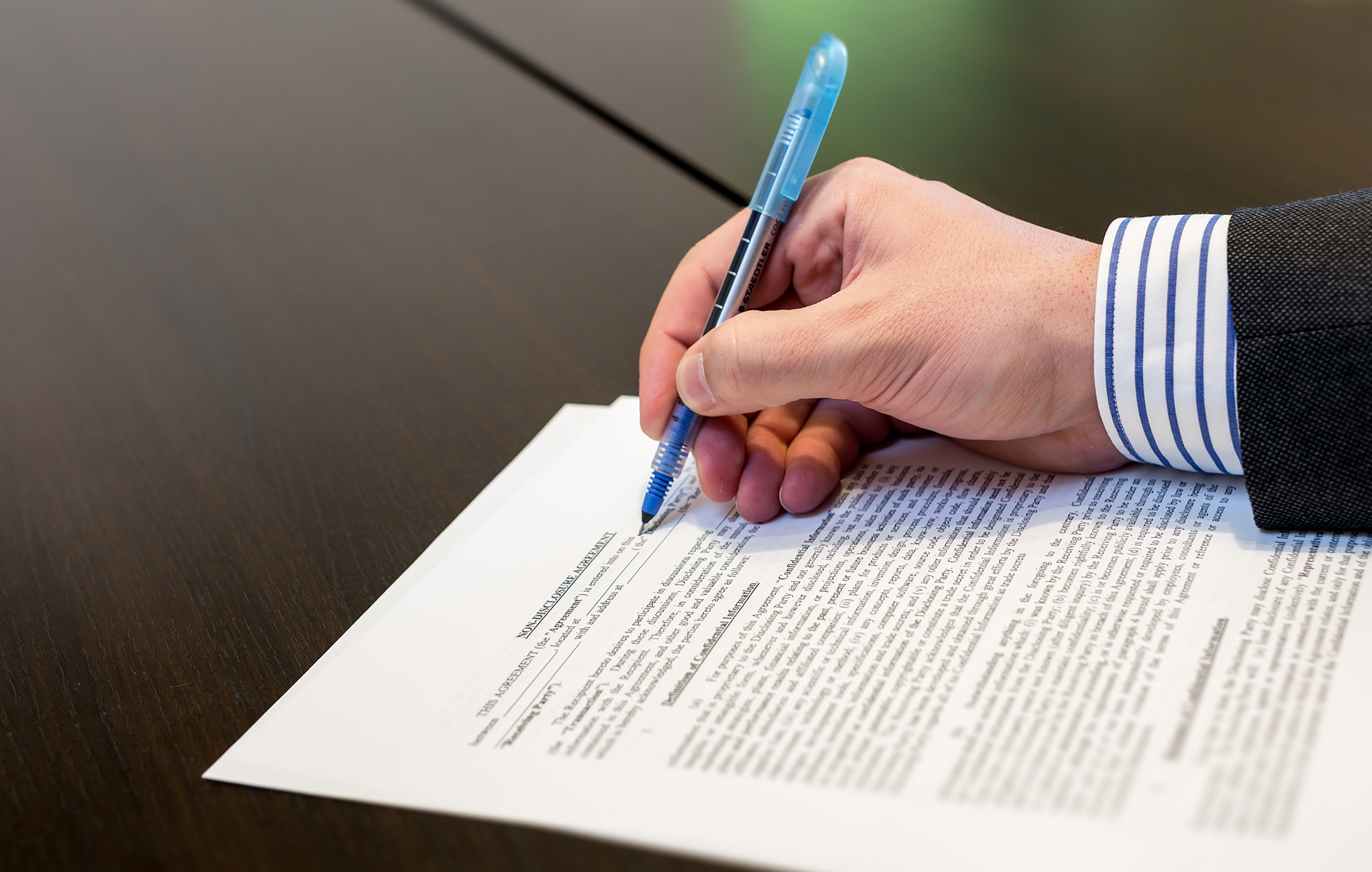 The Do's and Don'ts of Non-Disclosure Agreements