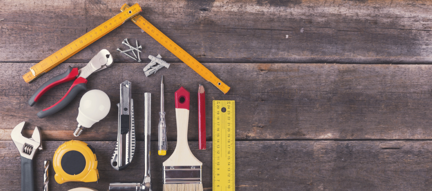 repair-tools-shaped-as-a-house