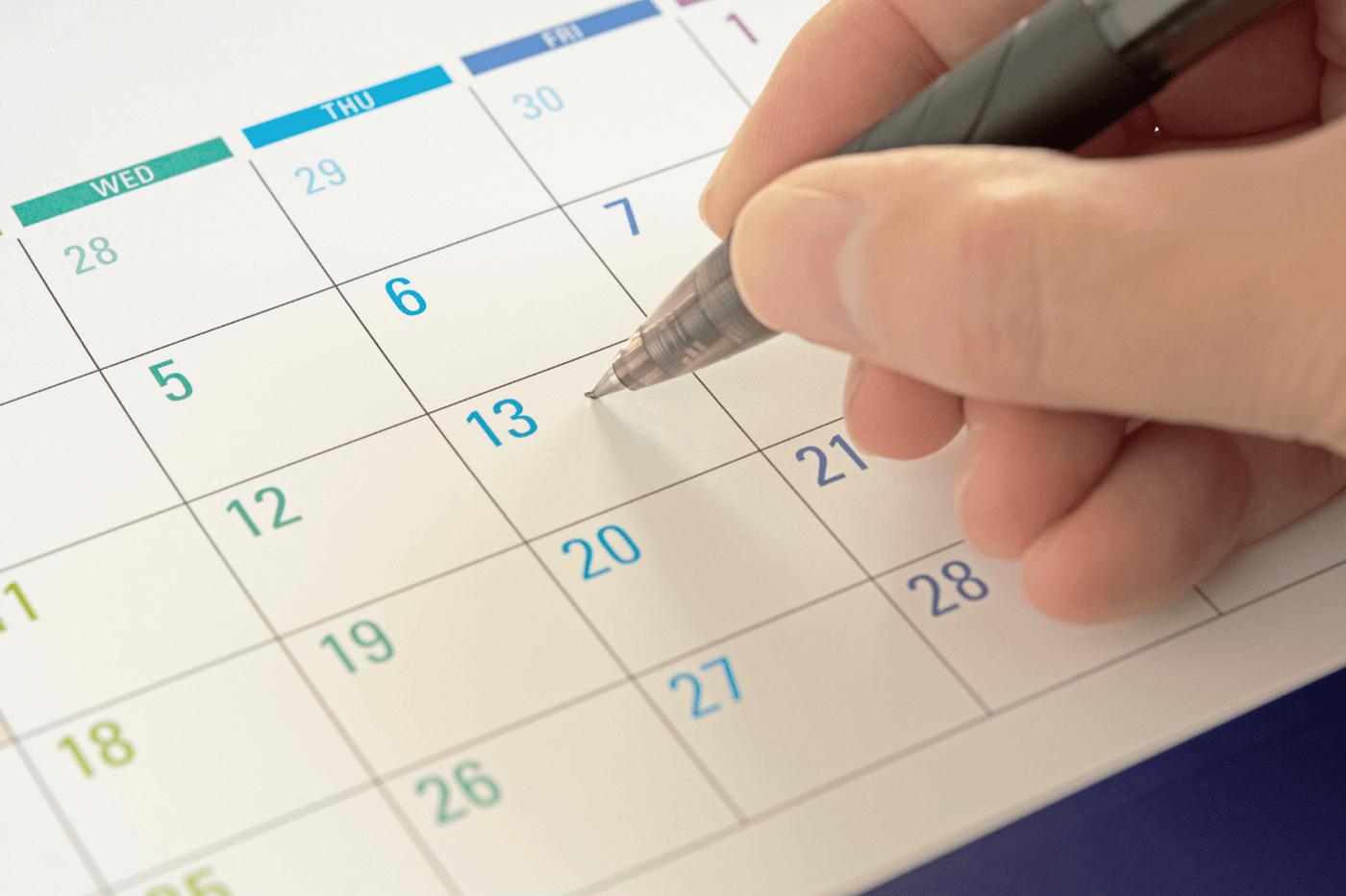 calendar-for-a-parenting-plan